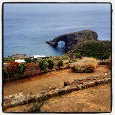 Elephant Arch, Pantelleria Island National Park