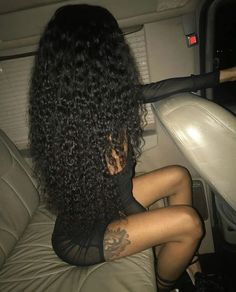 Black Wigs Lace Frontal Black And Silver Hair Dreadlock Wig 26 Hair Extensions Wig Websites Hd Lace Frontal Kinky Curly Hair, Curly Wigs, Human Hair Wigs, Curly Hair Styles, Natural Hair Styles, Curly Weaves, Natural Curls, Wig Hairstyles, Straight Hairstyles