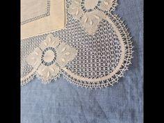 Punto de antena - YouTube Bobbin Lace Patterns, Tapestry, Scrapbook, Youtube, Videos, Spanish, Album, Lace Shawls, Crocheting