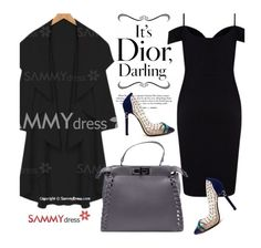 """Sammydress 21/3"" by merima-kopic ❤ liked on Polyvore featuring Lipsy and sammydress"