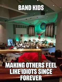 Band is awesome. Band is awesome. Marching Band Jokes, Marching Band Problems, Flute Problems, Band Puns, Band Nerd, Music Jokes, Music Humor, Funny Band Memes, Band Director