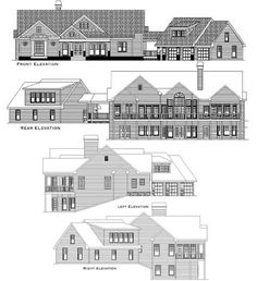 Mountain Home Plan with Garage and Bonus Level - 29826RL | Country, Craftsman, Mountain, Luxury, Photo Gallery, Premium Collection, 1st Floor Master Suite, Butler Walk-in Pantry, CAD Available, Den-Office-Library-Study, Media-Game-Home Theater, PDF, Split Bedrooms, Sloping Lot | Architectural Designs