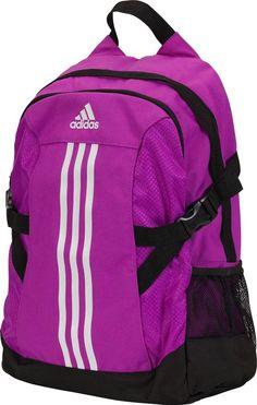 Adidas Powerplus Backpack - Purple.