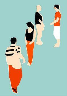 illustration by  Rhona Garvin