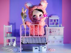 The little bunny girl by Dart ➻◉, via Flickr