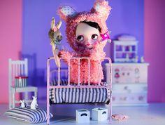 The little bunny girl by Dart ➻◉, via Flickr