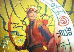 Naruto! ♥ not my art #naruto #uzumaki