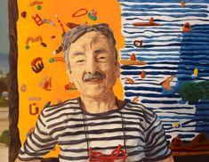 Amanda Marburg: Ken Done :: Archibald Prize 2013 :: Art Gallery NSW