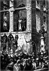 Gibet de Montfaucon — Wikipédia