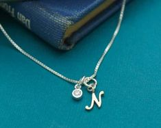 Personalized Hand Stamped Jewelry Custom by TracyTayanDesigns