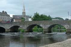 The Old Bridge in Enniscorthy by CharlesFred, via Flickr