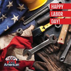 Steve and Matt Bourie from the American Casino Guide book would like to wish everyone a Happy Labor Day! We hope you enjoy your Labor Day and have a great rest of your week. www.americancasinoguidebook.com/