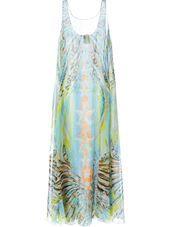 Emilio Pucci - printed long dress