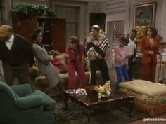 """Finally, everyone was dancing   Community Post: Every Dance On """"The Fresh Prince Of Bel Air"""""""