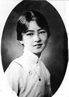 Lin Huiyin (1904-1955) was the first female architect in China