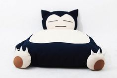 Snorlax Bed: He Wakes Up When You Sleep