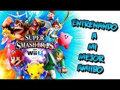 Super Smash Bros for Wii U   Entrenando a mi mejor amiibo