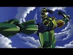kotetsushin jeeg opening Dead or Alive-so many awesome robot remakes, so little time.