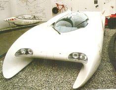 Luigi Colani - Stingray, 1991 http://perrisautospeedway.com #autospeedway #speedway #attractions
