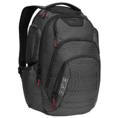 055af57e2a8e OGIO Renegade RSS Laptop Backpack in Black Pindot - The OGIO Renegade  Laptop Backpack is a fully-loaded