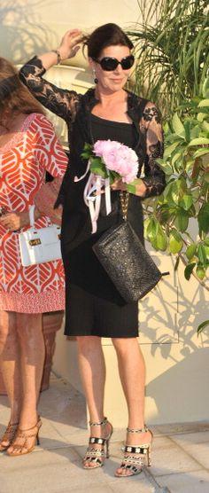 Princess Caroline. 24. Juni 2010