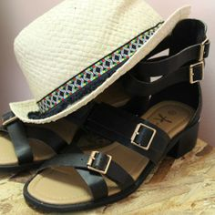 Penneys Late Spring and Summer Accessories Are Dropping & There's Tons to Buy Summer Accessories, Birkenstock Milano, Summer 2014, Wedges, Drop, Sandals, Gallery, Spring, Heels