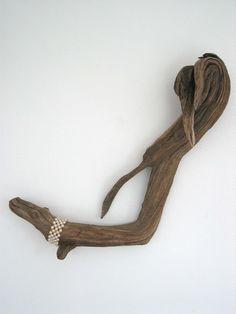 Treibholz-Wandskulptur A LIFE LESS ORDINARY ~ driftwood wall sculpture