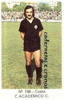 CLUBE ACADÉMICO DE COIMBRA - 1975/1976