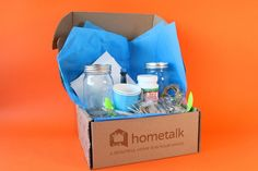 [d][d][d]Hi Everyone! It's Shawna B. here. I'm so excited to be the first person to try out this new Hometalk DIY kit. Have you heard about them yet? They are s…