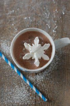 Creamy Crockpot Hot Chocolate | Recipe | Chocolate chips, Hot ...