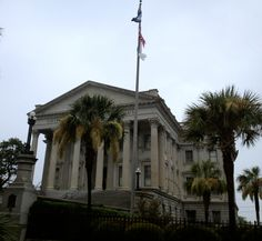 United States Custom House, Charleston, SC~House of History, LLC. Please do not change my captions or erase my copyright. These photos are original & belong to House of History, LLC. www.familyhistoryamystery.com