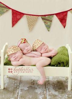 alittleaboutalot: little miracles ... triplets