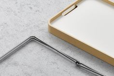 Dual tray by officeforproductdesign w11