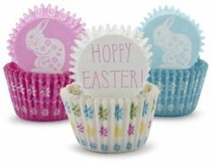 Sur La Table Hoppy Easter Mini Bake Cups, Set of 96 on shopstyle.com