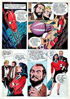 Rip Jagger's Dojo: A Flash Gordon Comic! Flash Gordon Comic, Comic Book Publishers, Classic Comics, Dojo, Comic Strips, Comic Art, Science Fiction, Spiderman, Superhero