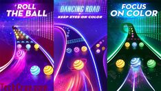 #mod_apk #TechCrue #game_mod_2020  Dancing Road Mod Apk is a good music game. Lots of lovers. It is currently available on our official homepage. TechCrue. com Download and share for more people to get more points in this latest apk version. Game Start, Time Activities, Animal Party, Music Games, Good Music, Dancing, Lovers, People, Life