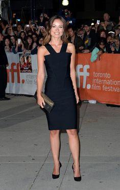 Olivia Wilde -  Rush  Premieres in Toronto Jason Sudeikis cdb2d541d
