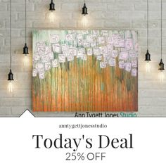 Today Only! 25% OFF this item.  Follow us on Pinterest to be the first to see our exciting Daily Deals. Today's Product: Sugar Cube Blossoms, funky original wall art, fun floral abstract painting, original abstract painting, acrylic abstract floral painting Buy now: https://www.etsy.com/listing/467946940?utm_source=Pinterest&utm_medium=Orangetwig_Marketing&utm_campaign=Daily%20Deal   #etsy #etsyseller #etsyshop #etsylove #etsyfinds #etsygifts #handmade #abstractart #handmadewithlove…