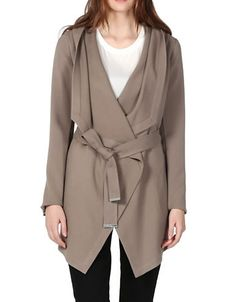 Women's | Coats & Jackets | Sarie Draped Jacket | Hudson's Bay