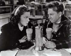 1950s in the USA   Modernism, Cinema, Adolescence: Another History for Teen Film -- Judy Garland & Mickey Rooney