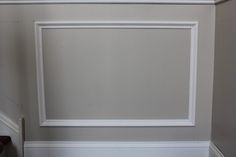 How to Add Molding Squares to a Wall | eHow