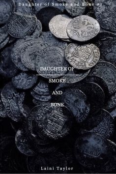 Alternative Bookcovers: Daughter of Smoke and Bone Trilogy by Laini Taylor