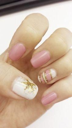 Pink & sparkle