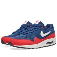 Nike Air Max 1 Essential Midnight Navy And Light Bone