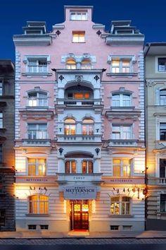 Hotel Fürst Metternich- Wien... 23.09.2016