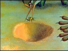 Divertido corto acerca de los viajes de una hormiga perdida. Creado por el maestro de la animación rusa, Eduard Nazarov en 1983