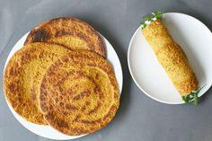 Wraps zijn voor mij de últieme broodvervanger. Ik bak ze vaak de avond van te voren en vul ze de volgende dag met lekkere ingrediënten als kaas, kipfilet, sla, zalm, hummus etc. Ideaal voor wanneer je