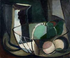 Youla CHAPOVAL (1919-1951) - Corbeille de fruits - Auction