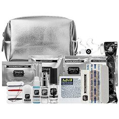 PINCH Provisions Minimergency® Kit For Her - Metallic Silver:Amazon:Beauty