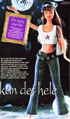Sy og strik til Barbie - Skatkisten - Håndarbejde og strikkeopskrifter - Familie Journal